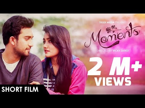 Moments (Bengali Short Film) | Jovan & Anamika | Vicky Zahed | 2016 (видео)