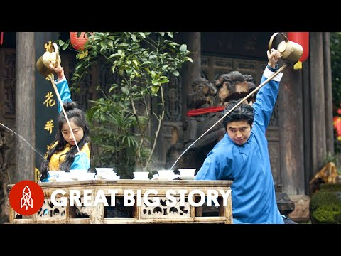 Making Tea the Kung Fu Way