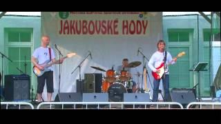 Video Jet Stream - koncert na Jakubovských hodoch v Kysuckom Novom Mes