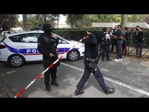 Frankreich: Messerattacke - Mutter und Schwester er ...