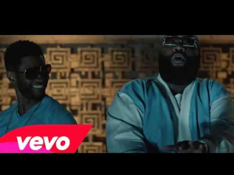 Usher - Good Kiss (Remix) [Feat. Rick Ross](OFFICIAL VIDEO HD)