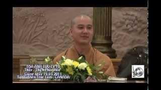 Kinh Dược Sư - Tỏa Ánh Lưu Ly 10 - Thầy. Thích Pháp Hòa