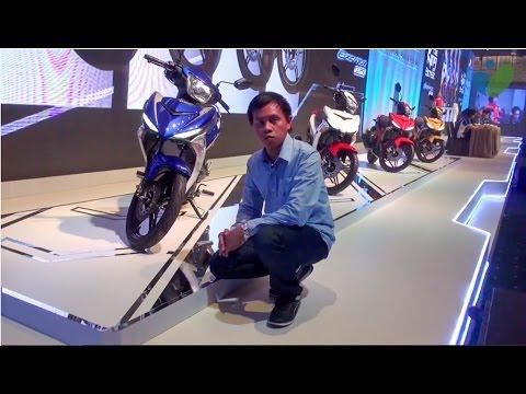 Yamaha Exciter 150 chính thức ra mắt, giá từ 45 triệu đồng - Thời lượng: 4:51