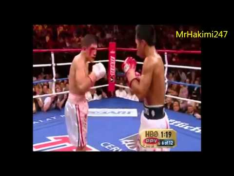 manny pacquiao vs david diaz highlights HD