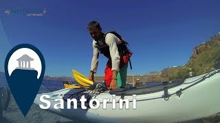 Santorini   Sea Kayaking