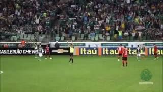 Confira os melhores momentos da vitória de Ontem (PALxVIT) 07/08/16