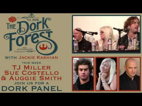 TDF-Ep160 TJ Miller, Auggie Smith and Sue Costello LIVE at Nerdmelt Teaser CLIP