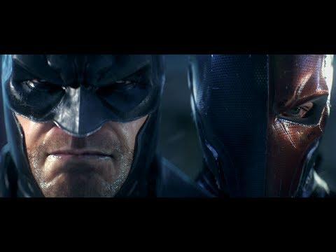 Deathstroke sera un personnage jouable dans Batman : Arkham Origins.