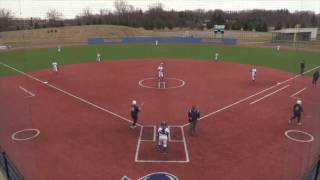 Play o the Game - Softball vs. Cleary Game One