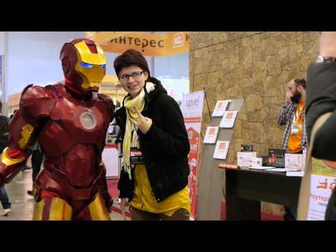 ИгроМир 2013 - выставка игр (PROMMOG.RU)
