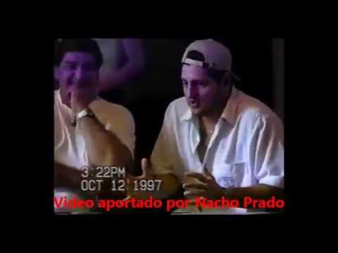 Los Cantores del Alba y Daniel Campos - Presumida flor (видео)