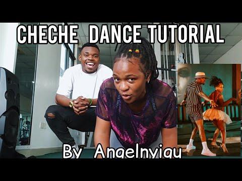Jifunze Jinsi Ya Kucheza Cheche Zuchu ft Diamondplatinumz  by AngelNyigu
