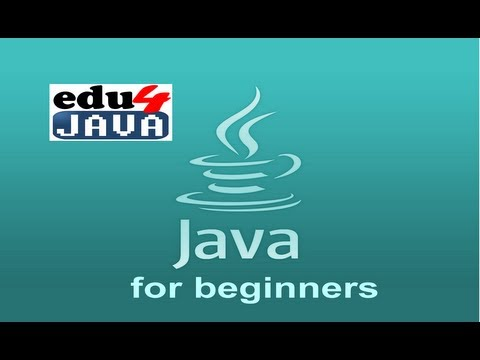 Java 1 tutorial for beginners. Install eclipse and First program