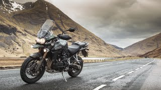 8. Triumph Tiger Explorer 1200 Road Test, Review