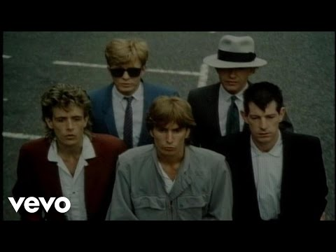 The Fixx - Less Cities, More Moving People lyrics
