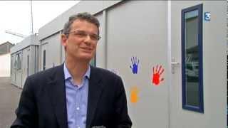 Bouaye France  city images : Bouaye : une école en kit pour répondre à la demande [reportage]