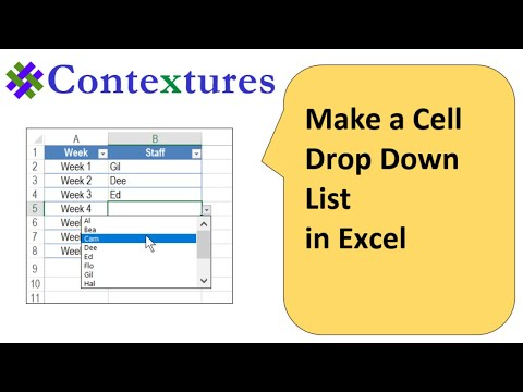 how to make a drop down list in weebly