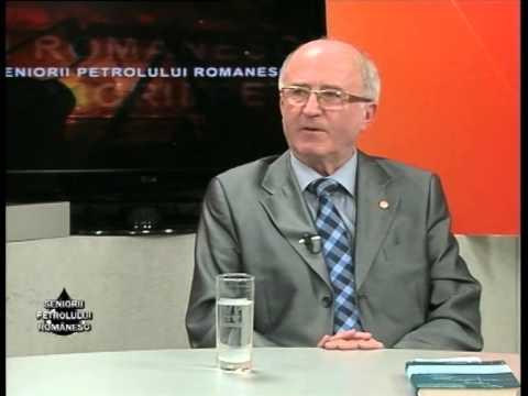 Emisiunea Seniorii Petrolului Românesc – Silviu Neguț – 12 aprilie 2014