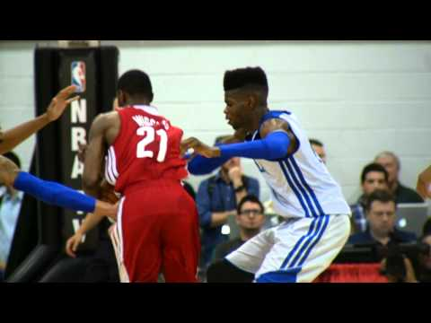 Phantom%3A Andrew Wiggins vs Nerlens Noel