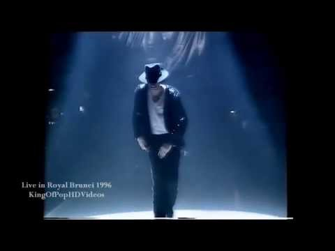 """billie jean"" - michael jackson live in brunei (1996)"