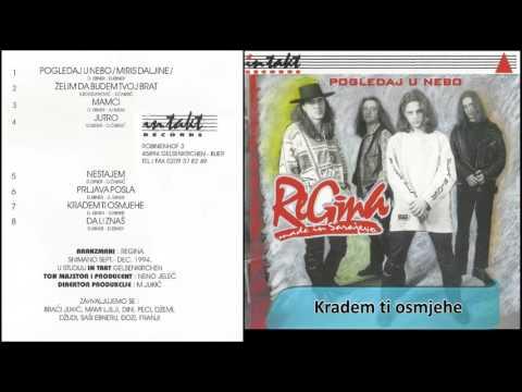 Regina - Kradem ti osmijehe - (Audio 1995) HD