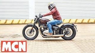 9. 2017 Triumph Bobber | First rides | Motorcyclenews.com