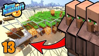 INFINITE VILLAGERS (but at what cost?) | How to Minecraft: Season 6 SMP (H6M) | Ep. 13