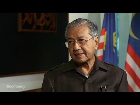 Malaysia's Mahathir Warns Chinese Investors