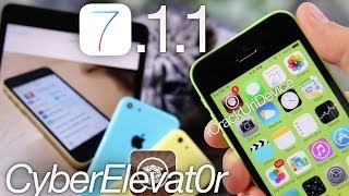 IOS 7.1.1 Jailbreak Untethered Update, Cyberelevat0r IPhone 5C Proof, IPad To Jailbreak&Details