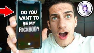 Video NEVER ASK SIRI THIS QUESTION! (BAD IDEA) 😱 MP3, 3GP, MP4, WEBM, AVI, FLV Maret 2019