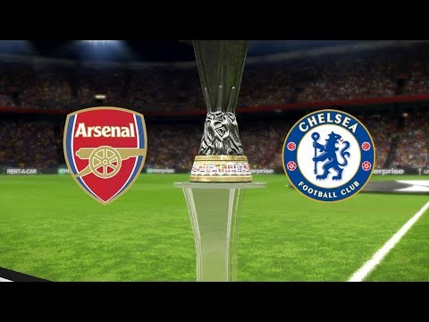 UEFA Europa League 2019 Final - Arsenal Vs Chelsea