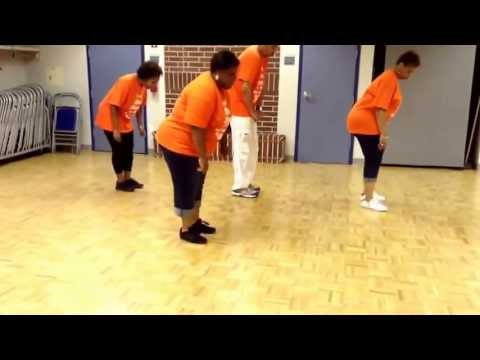 HOUSTON SPICE LINE DANCE INSTRUCTIONAL VIDEO-SONG BLURRED LINES