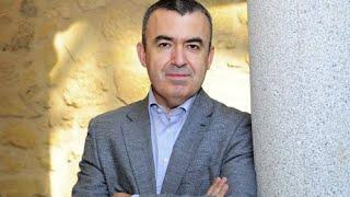 """Lorenzo Silva: """"No me gusta la palabra crisis, lo que hubo es una depauperación"""""""