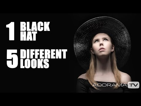 Five Looks from One Black Hat: Take and Make Great Photography with Gavin Hoey (видео)