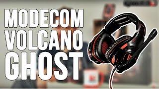 Słuchawki Modecom Volcano Ghost
