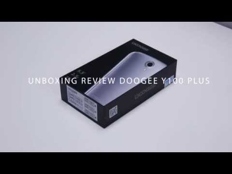 Unboxing review DOOGEE Y100 PLUS