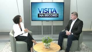 Visita Record na íntegra 02/08/2020 - Parte 2