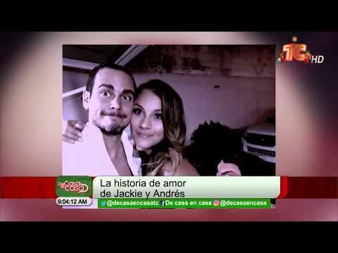 Historias de amor - La historia de amor entre Jacqueline y Andrés