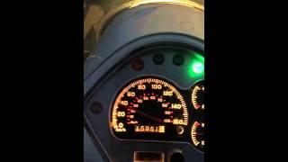 8. 2013 Vespa Gts 300 Acceleration