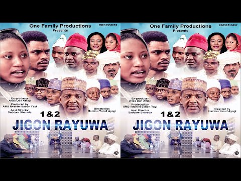 JIGON RAYUWA 1&2 HAUSA FILM LASTES WILH ENGLISH SUBTITLE