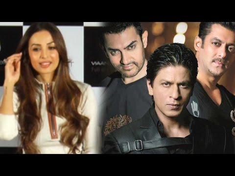 Malaika Arora Khan Chooses Her Favourite Khan Betw