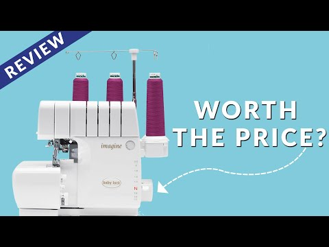BabyLock Imagine Serger Review: Is it worth the price?