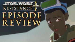 Star Wars Resistance Season 1 Finale - No Escape Part 2 Episode Review
