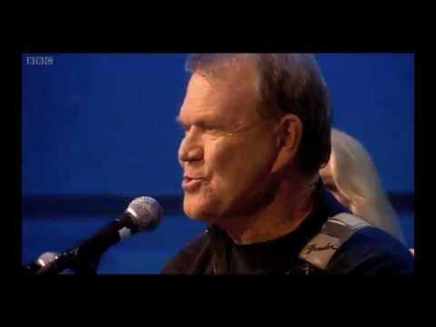 Glen Campbell - 'Gentle On My Mind' & 'Southern Nights' LIVE on Weekend Wogan 2010 (видео)