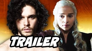 Game Of Thrones Season 7 Episode 3 Trailer. Jon Snow and Daenerys, Jaime Lannister Battle, Unsullied vs Casterly Rock, Bran ...