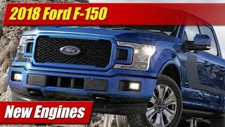 Ford tells all for 2018 F-150 engine specifications including horsepower and torque for all-new 2018 powertrains. Full rundown of 2018 F-150 engines with specs and features.Auto news with a reality check! New car, truck, SUV and crossover test drives, reviews and news posted daily!Subscribe: http://www.youtube.com/TestDrivenTVWebsite: http://www.TestDriven.TVFacebook: http://www.facebook.com/TestdriventvTwitter: http://www.twitter.com/testdriventvGoogle: http://www.google.com/+TestDrivenTV