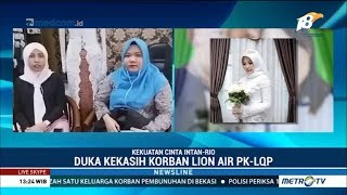 Download Video Duka Sang Kekasih Calon Pengantin Korban Lion Air JT610 MP3 3GP MP4