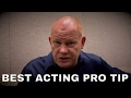 Good Auditioning Acting Advice from a loved n professional actor Glenn Morshower