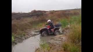 10. Yamaha Grizzly 700