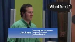 Jim Lane - Modeling the Microcosm: Inspiring Student Scientists in 3D at TEDxMahtomedi